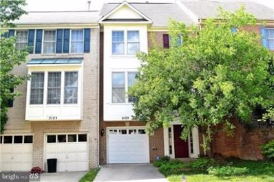 2123 Wagon Trail Place, Silver Spring, MD 20906 - MLS#: 1000291406
