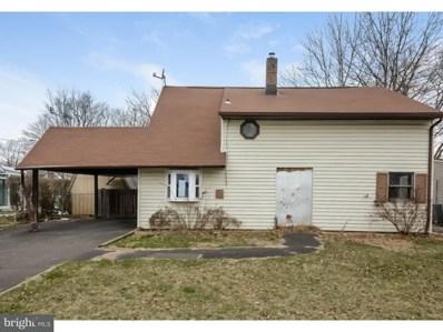 53 Ruby Lane, Levittown, PA 19055 - MLS#: 1000291460