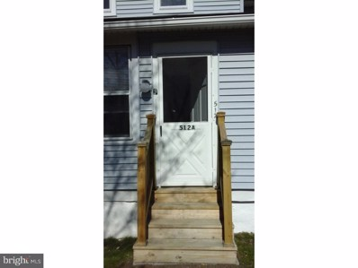 512 Arndt Avenue UNIT A, Riverside Twp, NJ 08075 - MLS#: 1000291660