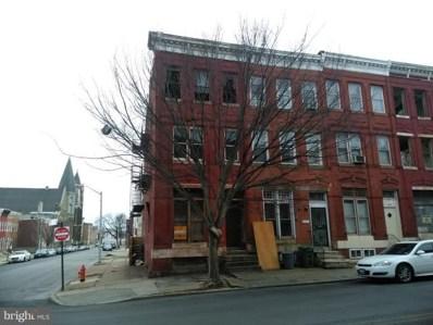 1001 Harlem Avenue, Baltimore, MD 21217 - MLS#: 1000291768