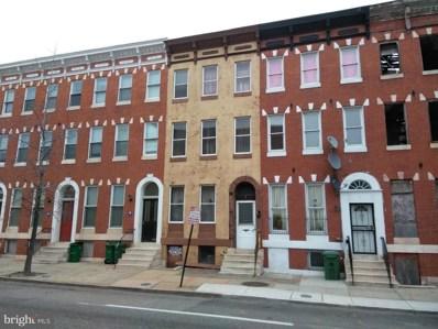 7 Fulton Avenue, Baltimore, MD 21223 - MLS#: 1000291886