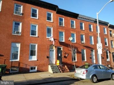 1314 Pratt Street, Baltimore, MD 21223 - MLS#: 1000291926