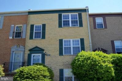 4767 Kandel Court, Annandale, VA 22003 - MLS#: 1000292564