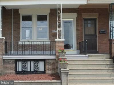 2647 Aramingo Avenue, Philadelphia, PA 19125 - MLS#: 1000292938