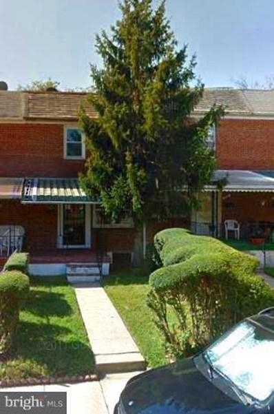 1413 Montpelier Street, Baltimore, MD 21218 - #: 1000293272