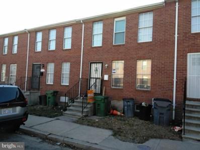 1218 Woodyear Street N, Baltimore, MD 21217 - MLS#: 1000293336