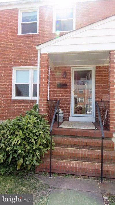 1209 Brewster Street, Halethorpe, MD 21227 - MLS#: 1000294298