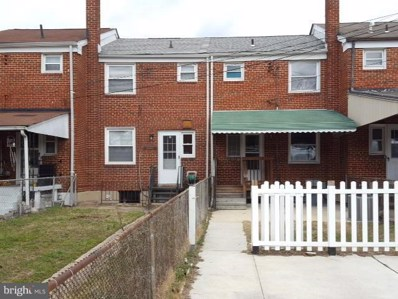 8355 Kavanagh Road, Baltimore, MD 21222 - MLS#: 1000294500