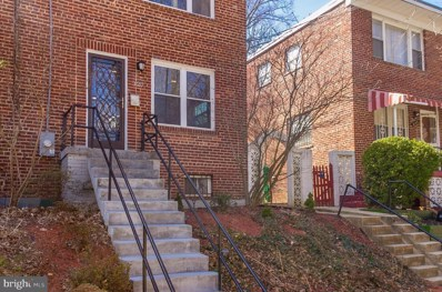327 Burns Street SE, Washington, DC 20019 - MLS#: 1000295888