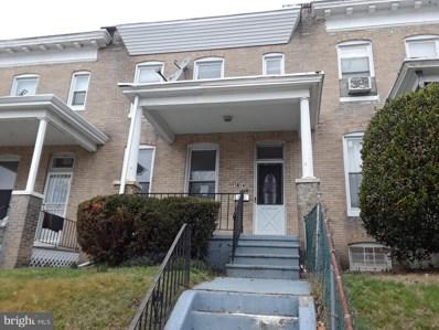 1814 29TH Street E, Baltimore, MD 21218 - MLS#: 1000296668