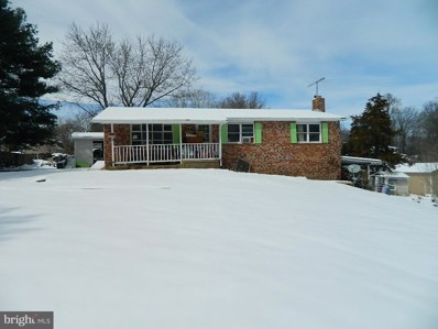 2710 Boss Arnold Road E, Knoxville, MD 21758 - MLS#: 1000297308