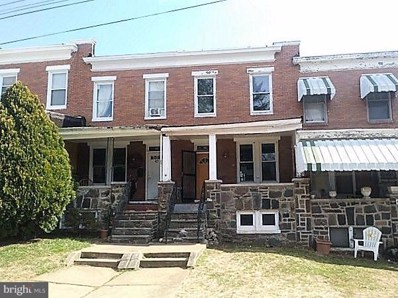 65 Monastery Avenue, Baltimore, MD 21229 - MLS#: 1000297806