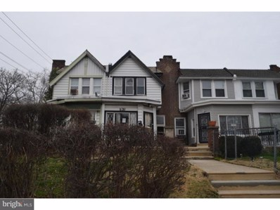 5243 Diamond Street, Philadelphia, PA 19131 - MLS#: 1000298062