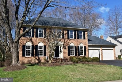 8350 Argent Circle, Fairfax Station, VA 22039 - MLS#: 1000299422