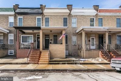 610 Grundy Street, Baltimore, MD 21224 - MLS#: 1000299592