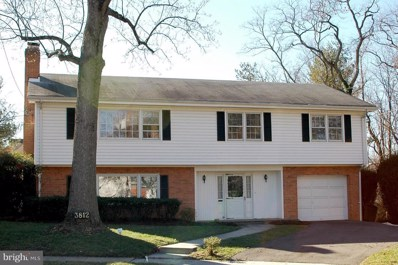 3812 Ridgeview Road N, Arlington, VA 22207 - MLS#: 1000299866