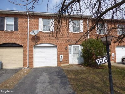 17926 Clubhouse Drive, Hagerstown, MD 21740 - MLS#: 1000299982
