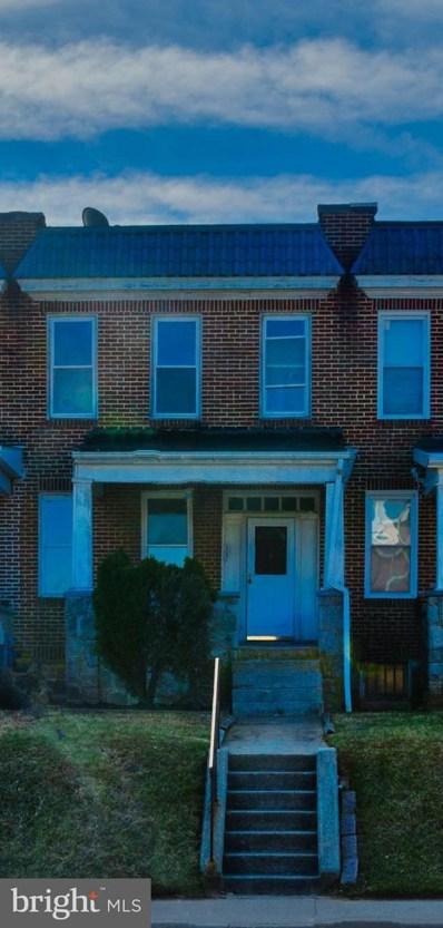 2849 Cold Spring Lane W, Baltimore, MD 21215 - MLS#: 1000300294