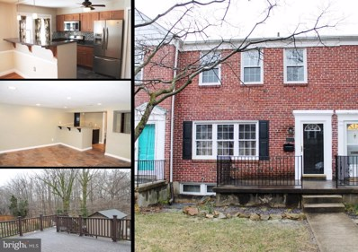 8111 Clyde Bank Road, Towson, MD 21286 - MLS#: 1000300296