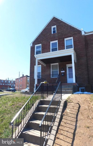 3617 Erdman Avenue, Baltimore, MD 21213 - MLS#: 1000301144