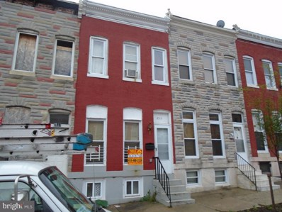2515 Pratt Street W, Baltimore, MD 21223 - MLS#: 1000301346