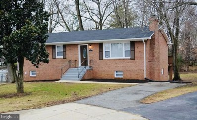 7321 Circle Drive E, Oxon Hill, MD 20745 - MLS#: 1000301670