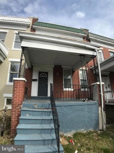 3620 Edmondson Avenue, Baltimore, MD 21229 - MLS#: 1000301812