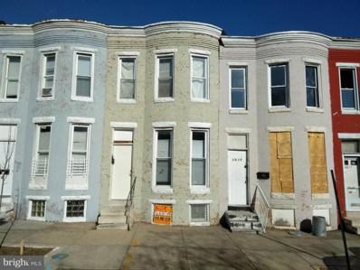 1637 McKean Avenue, Baltimore, MD 21217 - MLS#: 1000301870