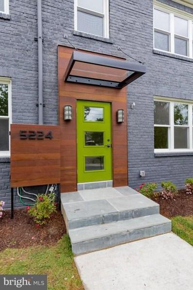 5224 4TH Street NW UNIT 201, Washington, DC 20011 - MLS#: 1000302900
