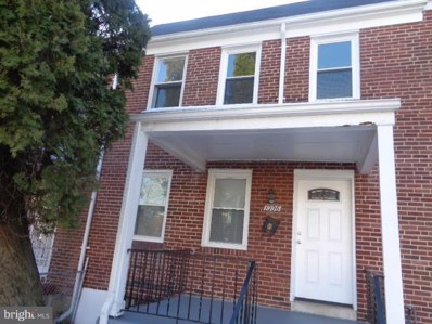 1006 Woodington Road, Baltimore, MD 21229 - MLS#: 1000303032