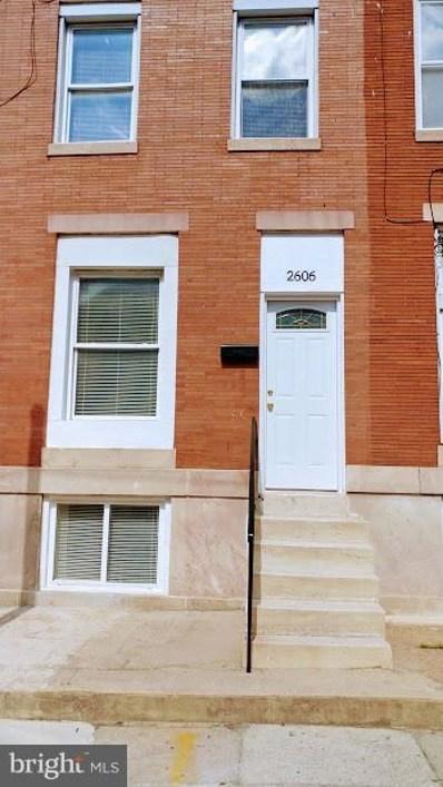 2606 Preston Street, Baltimore, MD 21213 - MLS#: 1000303256