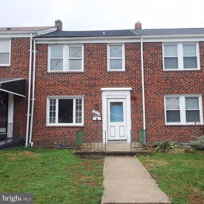 3522 Cardenas Avenue, Baltimore, MD 21213 - MLS#: 1000303874