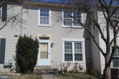 18331 Honeylocust Circle, Gaithersburg, MD 20879 - MLS#: 1000303964