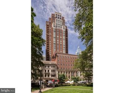 130 S 18TH Street UNIT 1206, Philadelphia, PA 19103 - MLS#: 1000304065