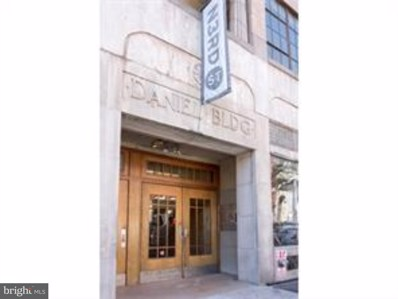20 N 3RD Street UNIT 201, Philadelphia, PA 19106 - MLS#: 1000304316