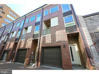 165 E Allen Street UNIT LOT#9, Philadelphia, PA 19125 - MLS#: 1000304497