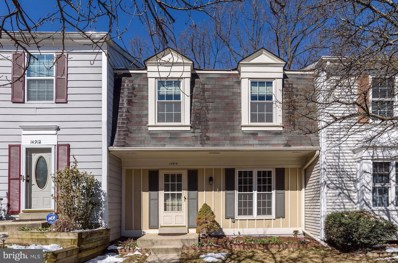 14914 Carriage Square Drive, Silver Spring, MD 20906 - MLS#: 1000304924