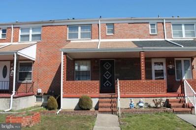 1019 Foxchase Lane, Baltimore, MD 21221 - MLS#: 1000306012