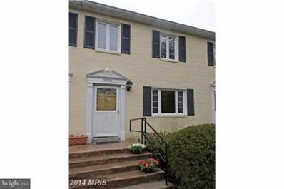 2539 Holman Avenue UNIT 2566B, Silver Spring, MD 20910 - MLS#: 1000306270