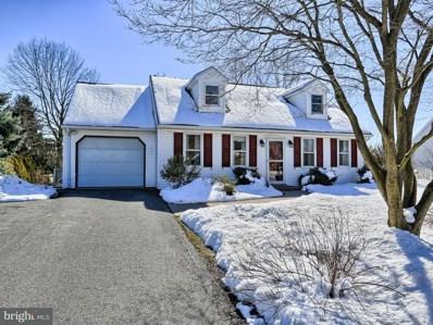 370 Blue Bell Drive, Mountville, PA 17554 - MLS#: 1000308342