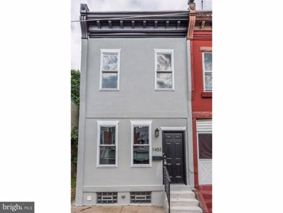 1455 N 30TH Street, Philadelphia, PA 19121 - MLS#: 1000308563