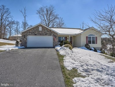424 Pulaski Place, Dallastown, PA 17313 - MLS#: 1000309324
