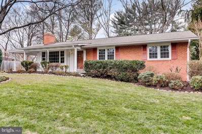 10206 Burnside Drive, Ellicott City, MD 21042 - MLS#: 1000309536