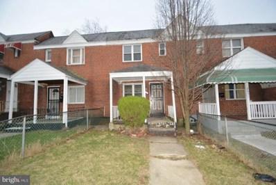2649 Oswego Avenue, Baltimore, MD 21215 - MLS#: 1000310166