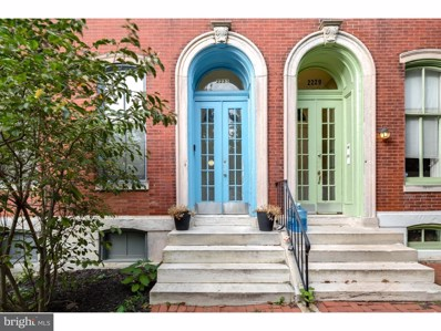 2231 Green Street UNIT 2, Philadelphia, PA 19130 - MLS#: 1000310947