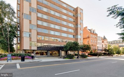 1545 18TH Street NW UNIT 714, Washington, DC 20036 - MLS#: 1000311158