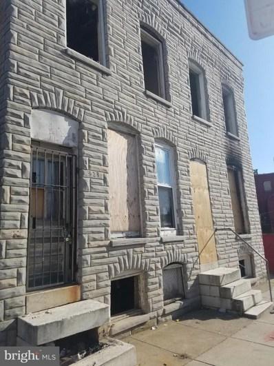 425 Monroe Street, Baltimore, MD 21223 - MLS#: 1000311210