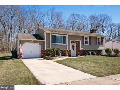 1646 Holly Parkway, Williamstown, NJ 08094 - MLS#: 1000311628