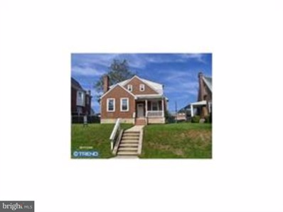 821 Stanbridge Street, Norristown, PA 19401 - MLS#: 1000311826