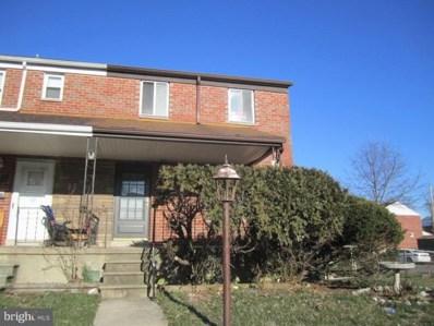 936 Foxcroft Lane, Baltimore, MD 21221 - MLS#: 1000311862